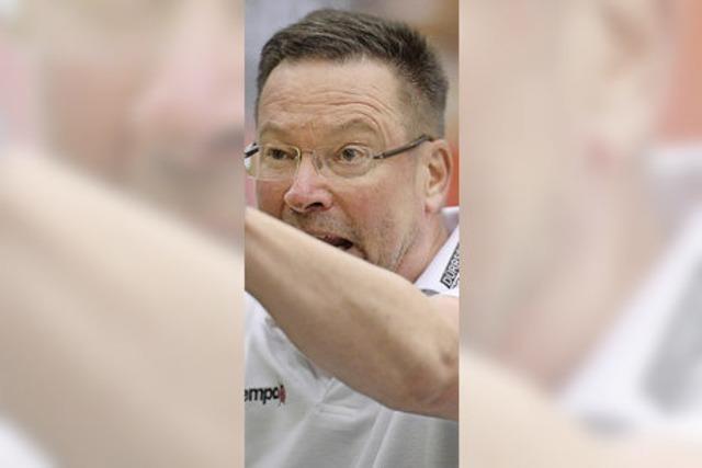 Trainer Ole Andersen: