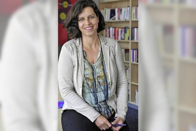 Simone Thomas ist die neue städtische Frauenbeauftragte