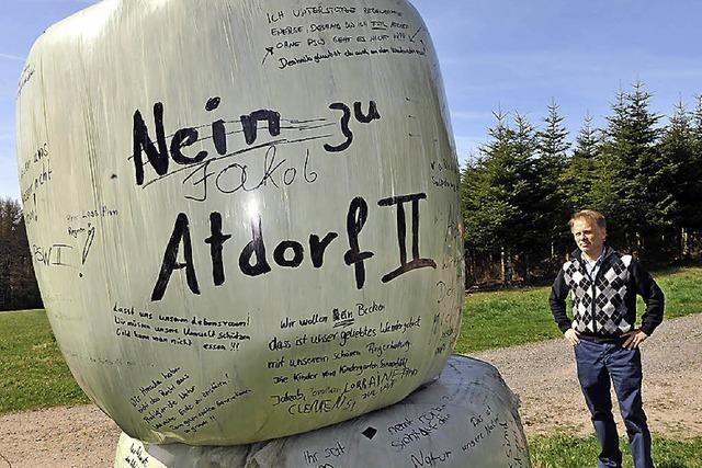 RWE zieht sich zurück - EnBW hält am Projekt Atdorf fest