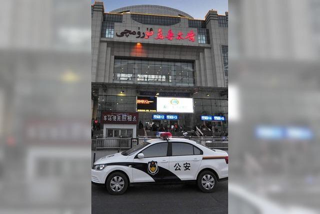 Wieder ein Attentat in China