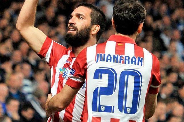 Atlético gegen Real: Historisches Stadtduell