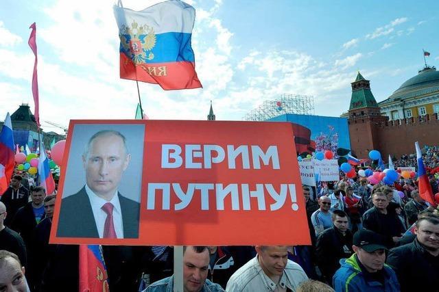 Sanktionen: Russlands Wirtschaft schwächelt