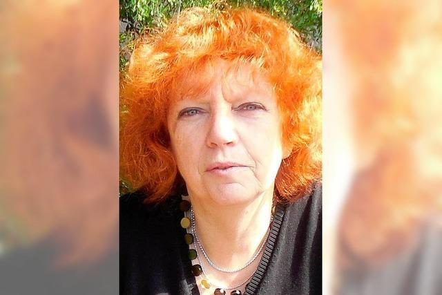 Dora Pfeifer-Suger (Müllheim)