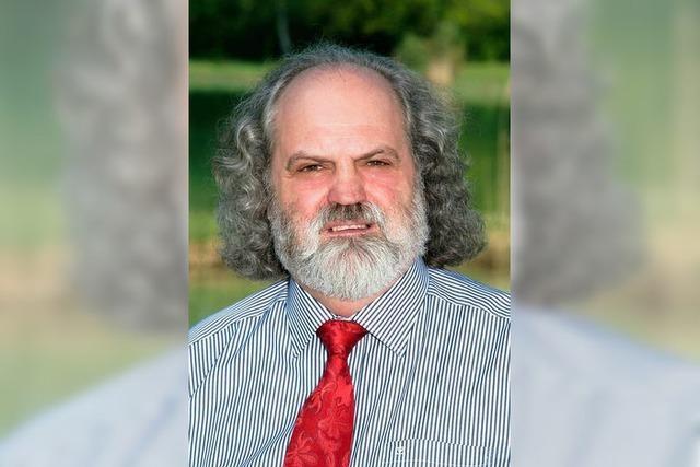 Dr. Karl-Heinz Debacher (Rust)