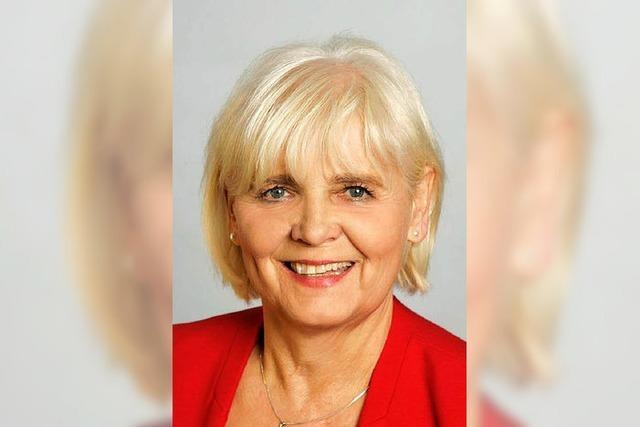 Antoinette Faller (Hartheim-Feldkirch)