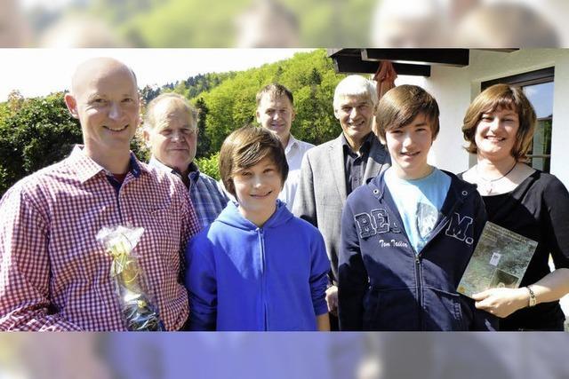 Die Ankunft in St. Ulrich ist