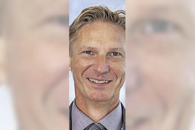 Neuer Leiter für Roche-Standort