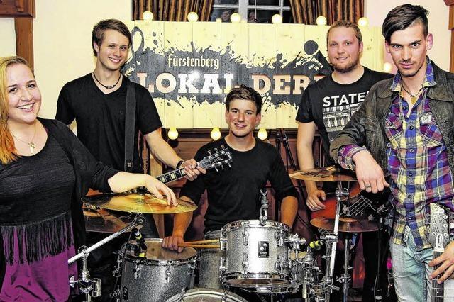 Volles Haus beim Auftakt zum Band-Contest