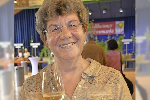 Hanna Körner: 45 Jahre lang Wein eingeschenkt