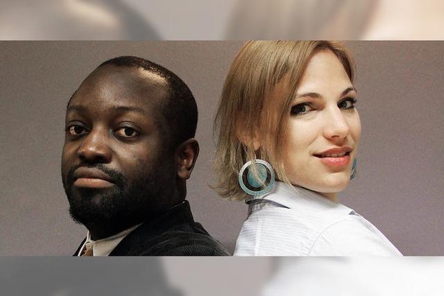 Korrekturen am Afrika-Bild