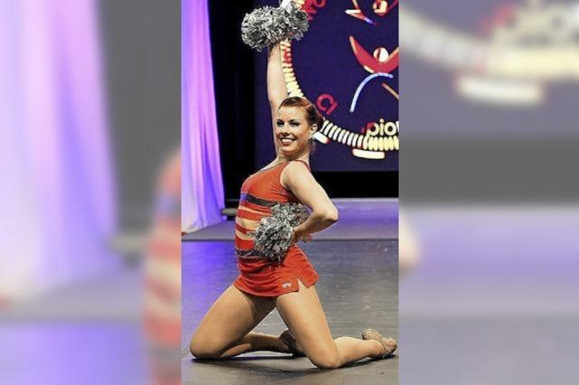 Jacqueline Brix tanzt sich an die Spitze