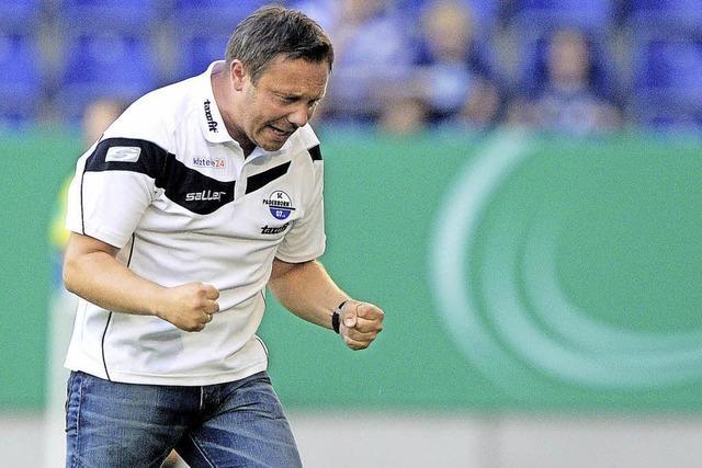 Paderborn will die Sensation
