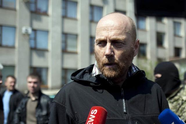OSZE-Beobachter in der Ostukraine freigelassen