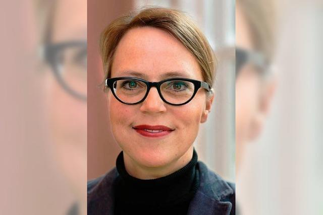 Monika Neuhöfer-Avdic (Bad Säckingen)