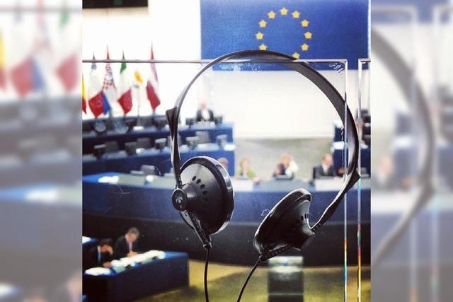 Die Europäische Union - und ihr riesiger Dolmetscherapparat