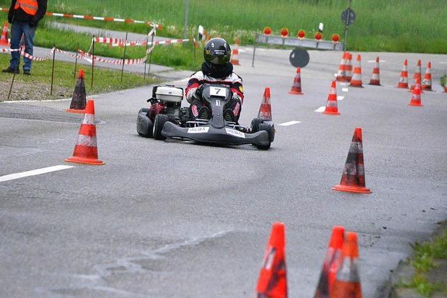 In Sebastian Vettels Spur
