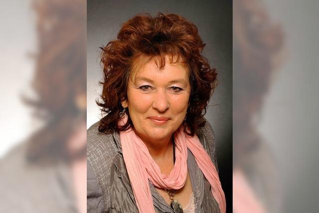 Edith Finkbeiner-Aenis (Weil am Rhein)