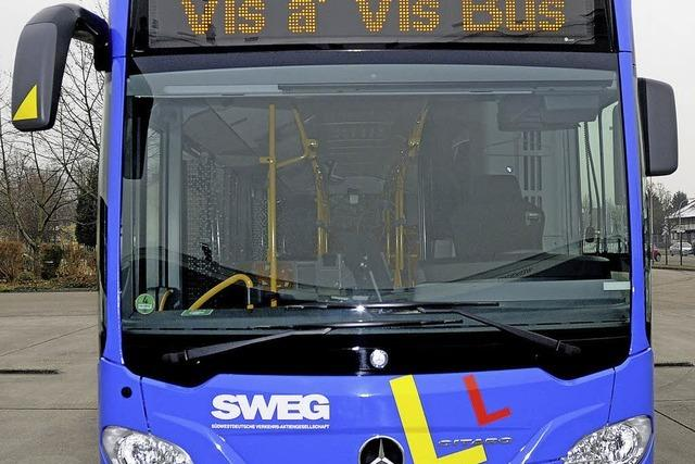 Vis-a-vis-Bus ins Elsass könnte nächstes Jahr eingestellt werden