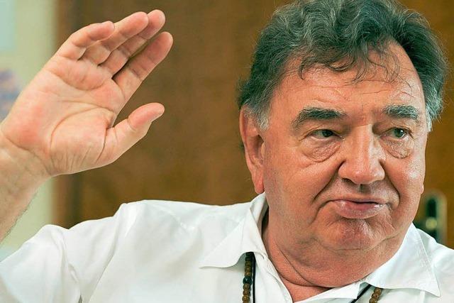 Vom Finanzbeamten zum Impresario: Rolf Deyhle ist tot