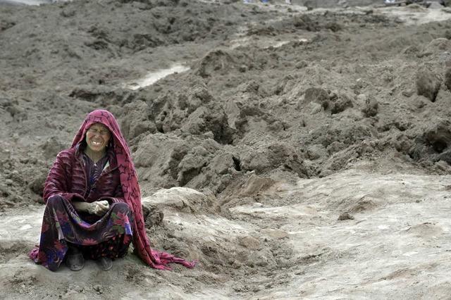 Kaum Überlebenschancen für Verschüttete nach Erdrutsch