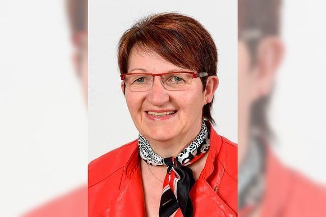 Rosa-Maria Wernet (Gutach)