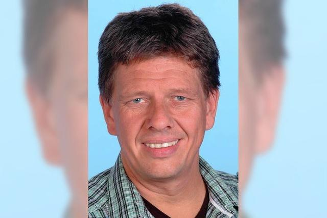 Norbert Nickola (Schallstadt-Mengen)