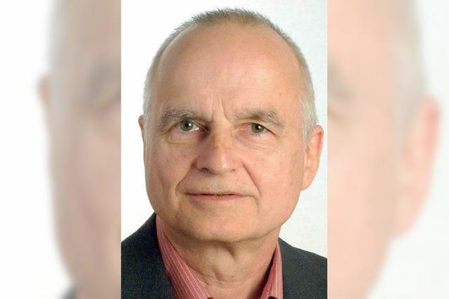 Peter Schöllhorn (Gundelfingen)