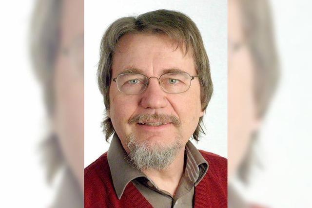 Prof. Michael Bach (Gundelfingen)