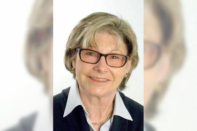 Ursula Dechant (Gundelfingen)