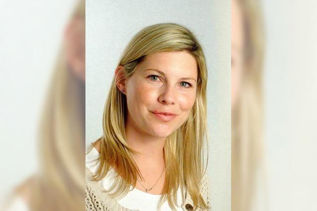 Barbara Dechant (Gundelfingen)