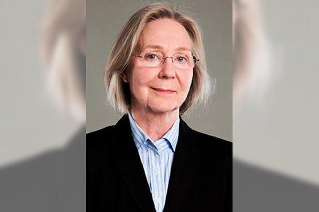 Dagmar Bock (Bollschweil)