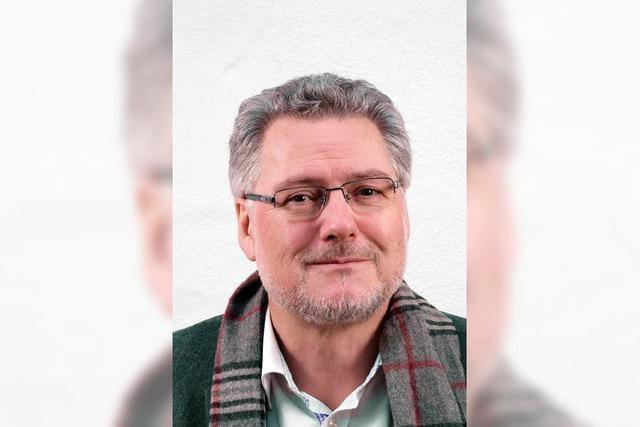 Michael Fünfgeld (Staufen-Grunern)