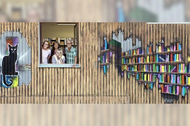 Immer mehr Kinder und Jugendliche nutzen die Stadtbücherei
