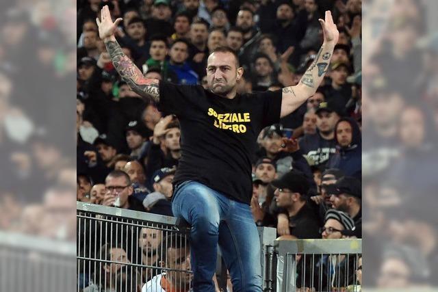 Italiens Fußball leidet unter der Macht der Ultras