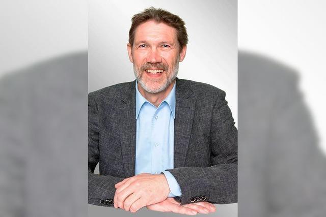 Bernhard Hügel, Dr. (Offenburg)