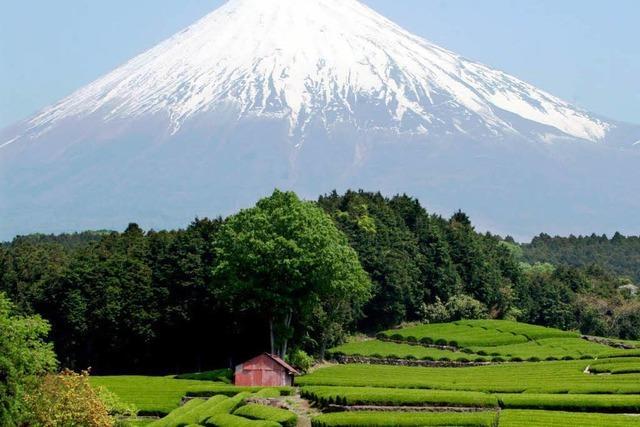 Wer auf den Fuji will, muss eine Maut bezahlen