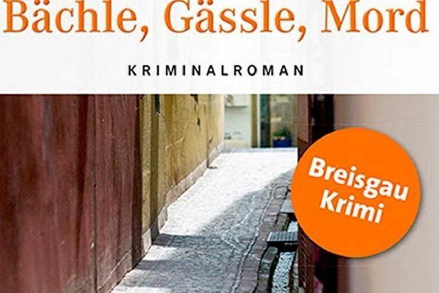 BZ-Redakteurin Ute Wehrle schreibt ihren ersten Kriminalroman
