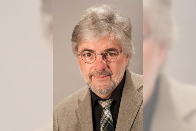 Werner Weinzierl, Dr. (Kenzingen)