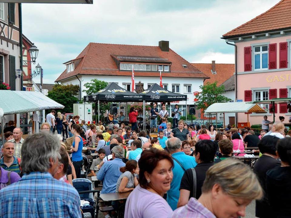 Die Stadt will After-Work-Party &#8211...n für Veranstalter unattraktiv machen.  | Foto: ARCHIV: KLAUS FISCHER