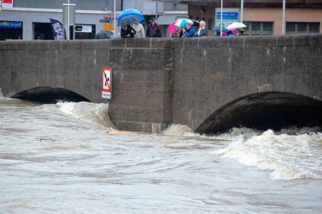 Land will mehr Hochwasserschutz – Kommunen verärgert