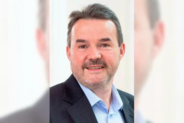 Reinhard Hamann (Gutach)