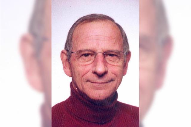 Hans-Dieter Kolbe (Malsburg-Marzell)
