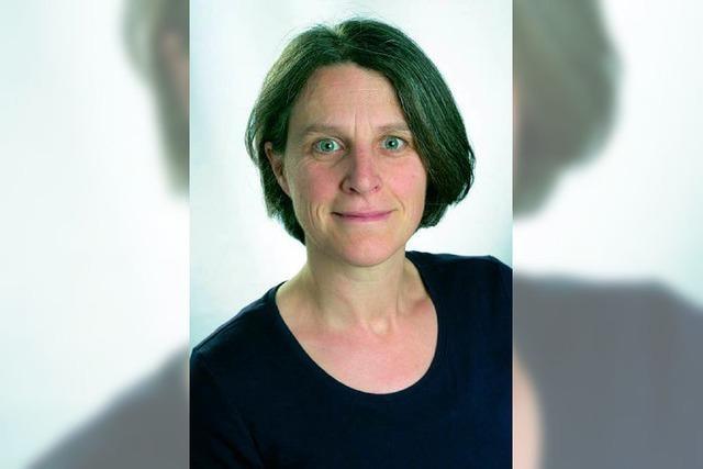 Susanne Strigel (Freiburg)