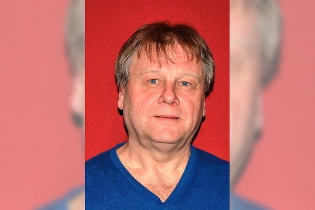 Klaus Dudarewitsch (St. Blasien)