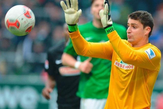 Wird Sebastian Mielitz neuer Keeper beim SC Freiburg?