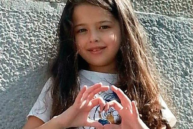 Daumen drücken für Noemi: Achtjährige bekommt Knochenmarkspende