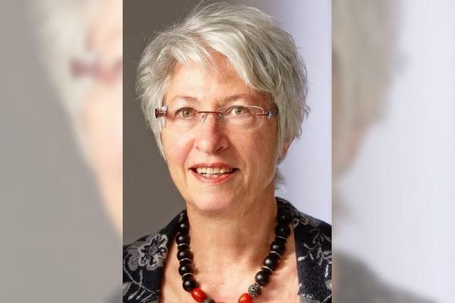 Mechthild Fuchs, Prof. Dr. (Offenburg)