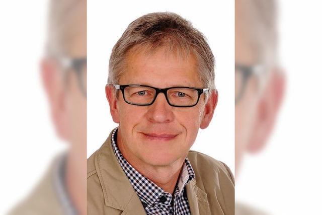Günter Lenke (Kandern)