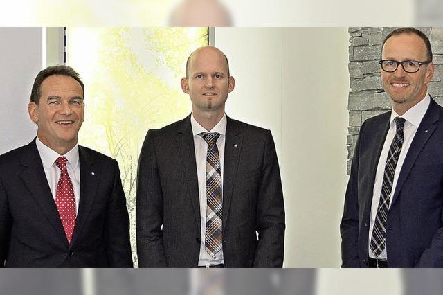 Eröffnung der Filiale Buchholz