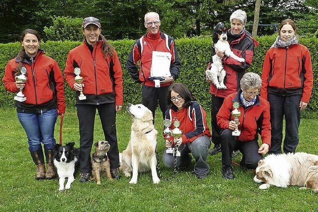 Erfolgreicher Tag für Hundefreunde